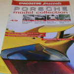 DeAGOSTINI Porsche Model Collection Magazine #49 Porsche Boxster S